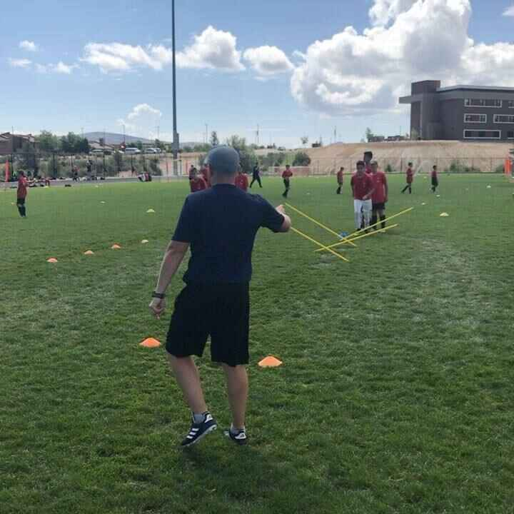 Speed, Agility & Quickness - U13 through U16 players. If it does not challenge you, it will not change you! #simplysocce...