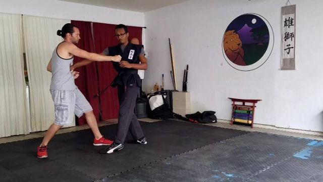 Check the link on our profile for the full video!-Sensei Jay Hawkins (Nidan) demonstrates his understanding of using rel...