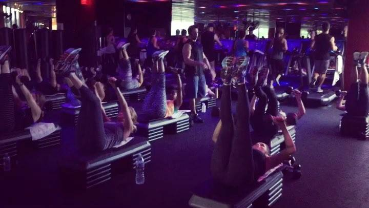So proud of all the Pulse peeps who got up early, packed the house, and got their sweat on! In honor of #MemorialDay, pa...