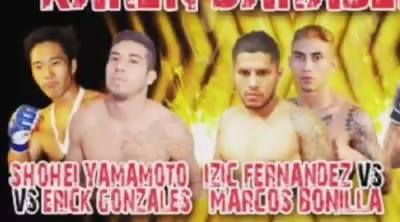 Tickets Are Now AvailableCome out and Support Eric Gonzalez & G-Camp. Tickets Start at $50 fight for US ... WE will figh...