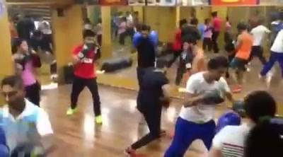 Boxing classes by Kamal Mujtaba Tuesday  .. 8 pm Wednesday  8 Am Thursday  8 pm