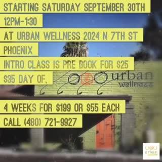 Yin Yoga + Reiki Workshop starts Saturday September 30th! Come learn more about it in today's 420 Yoga class at 4:20pm i...