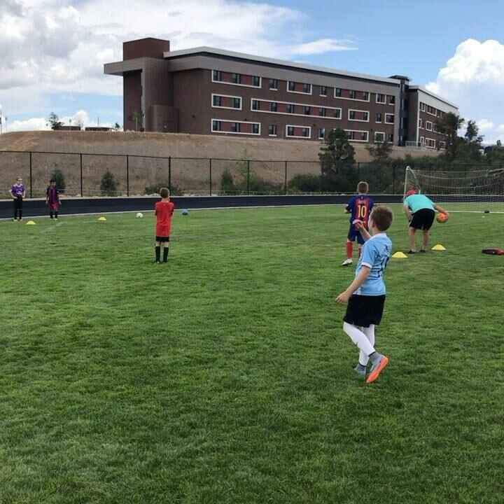 Afternoon session - Kick Ball Fun !! #simplysoccer