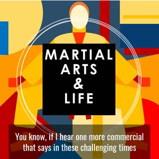 Instead of wallowing in worry, fear, and uncertainty, Many martial artists have taken on the new environment.  http://ow...