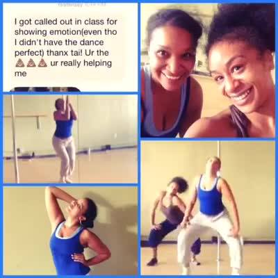 ONE SATISFIED CLIENT!! Email me at TAISHAMONIQUECLARK@gmail.com for details on private seasons and small group rates!