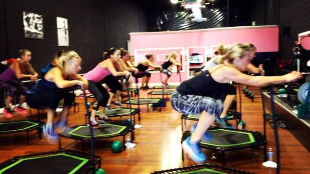 Thanks for joining us today to JUMP start your weekend! Now offering two Saturday Jump classes to accommodate more women...