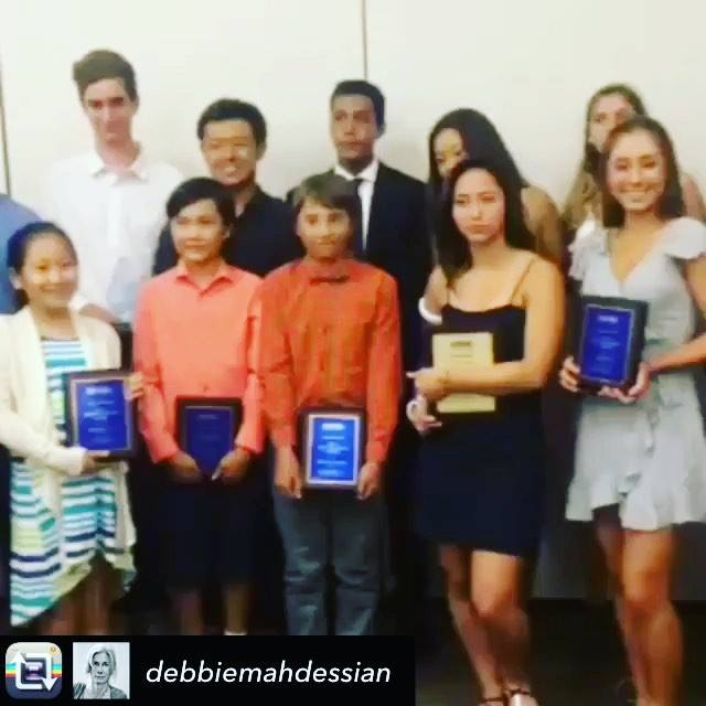 Congrats to all the 2016 SCTA Junior Sportsmanship Award recipients. Good Sportsmanship doesn't just make the courts a b...