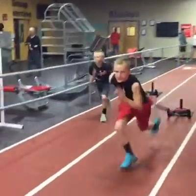 Here at the Parisi Speed School, no matter your age or level of fitness, we Train to Win!