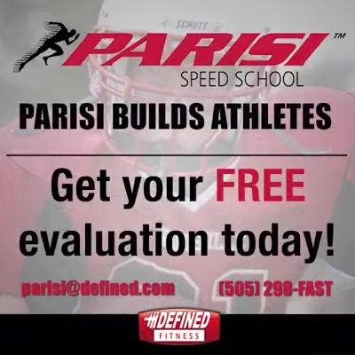 The Parisi Speed School is the fastest way to become a better athlete. Our specially trained performance coaches deliver...