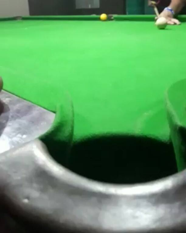 Snooker is the secret of my energy😎😎#trickshot #snooker #snookertime #snookerswag #royalpoolclub Be Royal. Send urs to b...