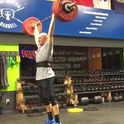 Mark with some post Thanksgiving PRs!! 166kg/365lb Back Squat (25lb PR), 77kg/170lb Sn**ch, 108kg/237lb Clean and Jerk, ...